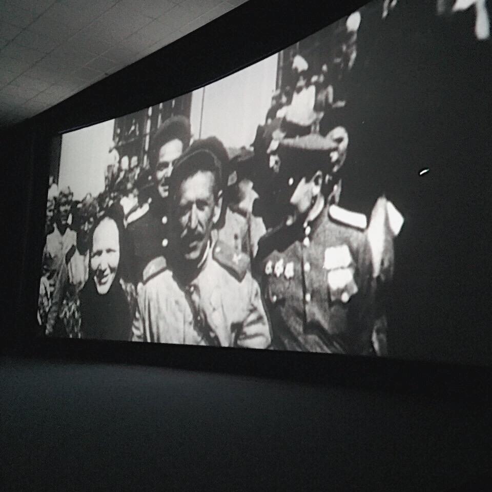 Калининградская область приняла участие в акции «Великое кино Великой страны»
