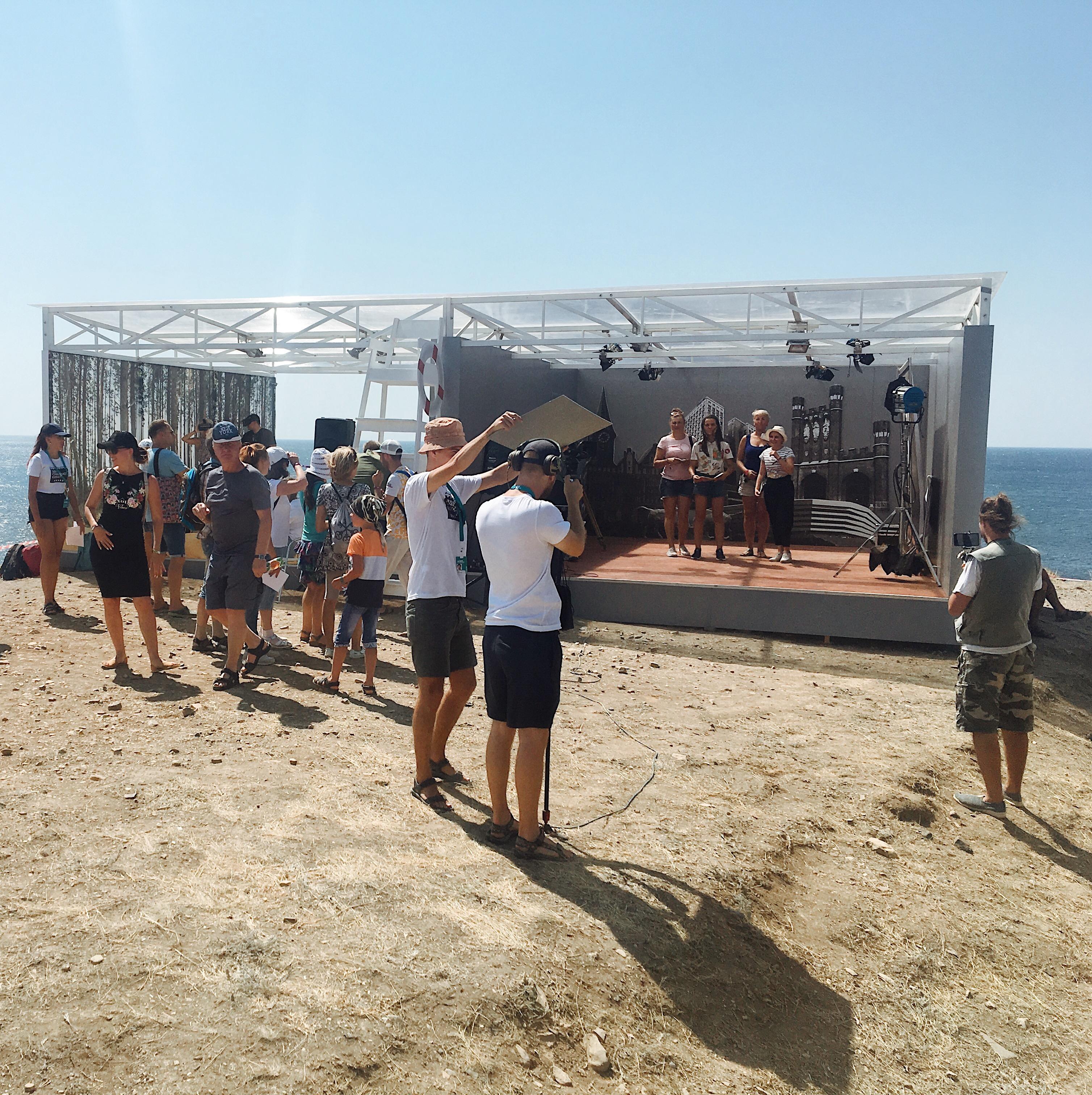 На фестивале «Таврида – АРТ» стенд Калининградской области стал одним из самых лучших