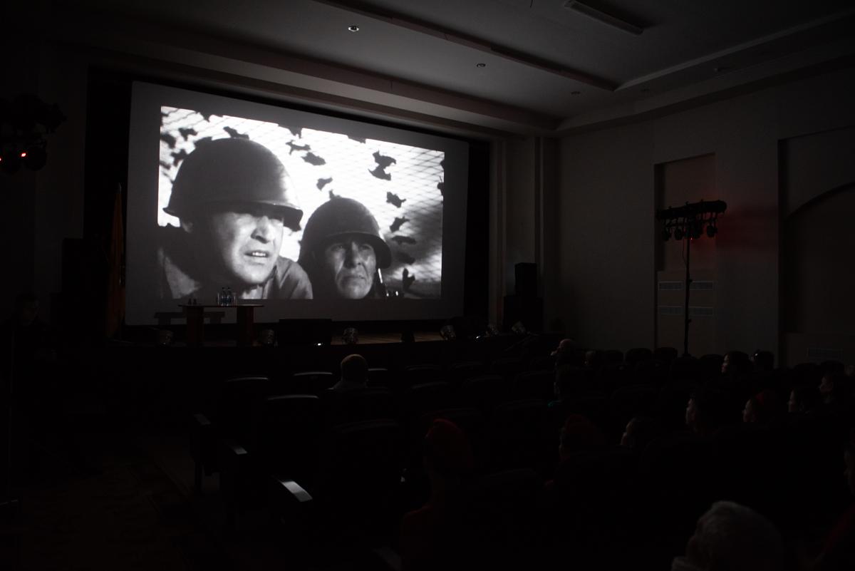 Первый кинопоказ в рамках «Социального кинозала» состоялся