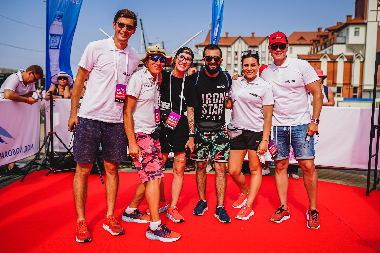 Итоги международных соревнований по триатлону IRONSTAR в Зеленоградске